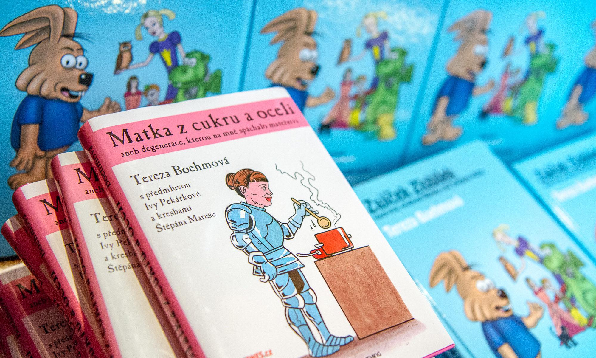 Tereza Boehmová - Knihy